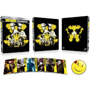 Watchmen 4K Ultra HD - Steelbook Edición Limitada Exclusivo Zavvi