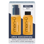 men-ü Healthy Facial Wash Refill Kit (Worth £20.90)