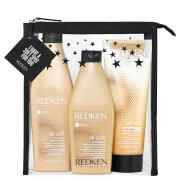 Redken All Soft Gift Pouch фото