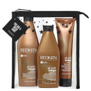 Redken All Soft Mega Gift Pouch