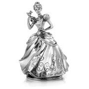 Figurine Boîte à musique Cendrillon Disney - Royal Selangor