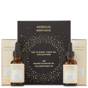 Aurelia Probiotic Skincare Day and Night Oil Collection 60ml (Worth £76.00)