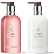 Molton Brown Delicious Rhubarb and Rose Bundle фото