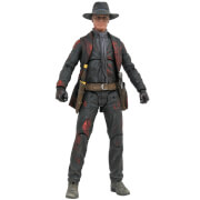 Diamond Select Westworld Man In Black Battle Damaged Px Figure