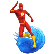Diamond Select DC Gallery Flash Comic PVC Figure