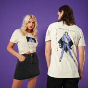 Diamond Geezer Unisex T-Shirt - Cream Vintage Wash