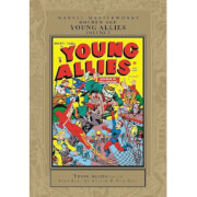 Marvel Masterworks Golden Age Young Allies Hardcover Vol 02