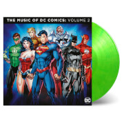 Music On Vinyl - DC Comics, The Music Of: Volume 2 (Soundtrack)