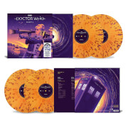 Doctor Who - Galaxy 4 2x LP