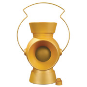 DC Collectibles Yellow Lantern 1:1 Power Battery Prop with Ring