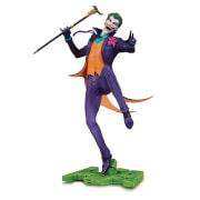 DC Core The Joker PVC Statue