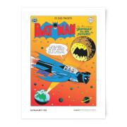 DC Comics Batman In The Future Giclee Art Print A2