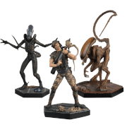 Eaglemoss Alien Mystery Figures - 3-pack