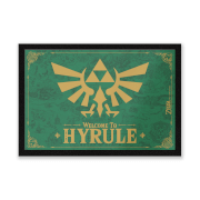 Welcome To Hyrule Entrance Mat