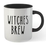 Witches Brew Mug - White/Black
