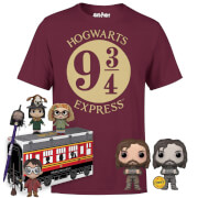 Lot Mystère Funko Harry Potter avec T-shirt