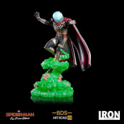 Iron Studios Spider-Man: Far From Home BDS Art Scale Deluxe Statue 1/10 Mysterio