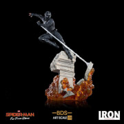 Iron Studios Spider-Man: Far From Home BDS Art Scale Deluxe Statue 1/10 Night Monkey