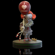 Figurine Q-fig Pennywise - Quantum Mechanix