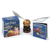 Harry Potter Golden Snitch Sticker Kit (Hardback)