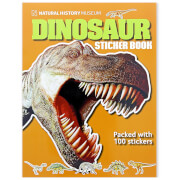 Dinosaur Sticker Book (Paperback)