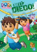 Dora The Explorer - Meet Diego