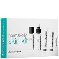 Dermalogica Skin Kit - Normal/Oily (5 Produkter)