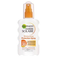 Garnier Ambre Solaire Ultra-Hydrating Sun Cream Spray SPF 20 200ml