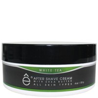 Crema para después del afeitado White Tea After Shave Cream de eShave 118 ml