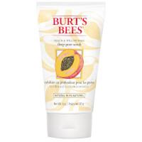 Exfoliant profond à la pêche et écorce de saule Burt's Bees (110 g)