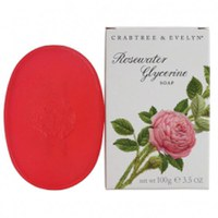 Crabtree & Evelyn Rosewater Glycerinseife (100 g)