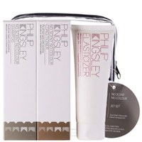 Philip Kingsley Jet Set No Scent No Colour (3 produkter) - Værdi £ 27,45