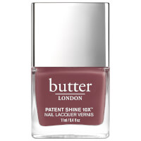 butter LONDON Patent Shine 10X Nail Lacquer - Toff 11ml
