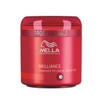 MASCARILLA BRILLO CABELLO NORMAL TEÑIDO WELLA PROFESSIONALS BRILLIANCE (500ML)