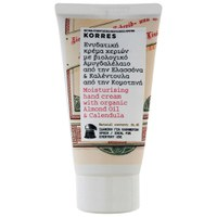 KORRES Almond Oil and Calendula Hand Cream (75 ml)