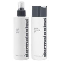 Dermalogica Cleanse & Tone Duo - Normal/Dry Skin (2 Products)