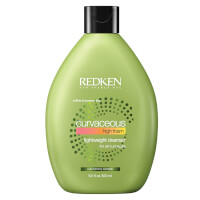 Redken Curvaceous High Foam Shampoo 300 ml