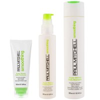 Paul Mitchell Super Skinny Trio- Shampoo, Daily Treatment & Relaxing Balm
