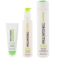 Paul Mitchell Super Skinny Trio- Shampoo, Daily Treatment & Relaxing Balm