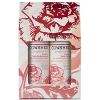 Duo soins pour le corps Cowshed Gorgeous Cow Blissful Time