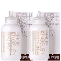 Philip Kingsley Remoisturizing Duo - Shampoo & Conditioner