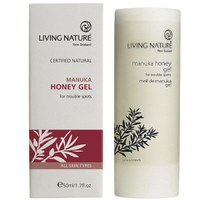 Living Nature Manuka Honey Gel (50ml).