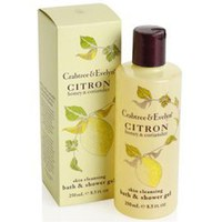 Crabtree & Evelyn Citron Bath and Shower Gel (50 ml)