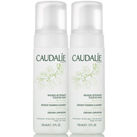 Caudalie Duo Foaming Cleanser (2 x 150 ml)