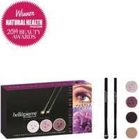 Coffret Get the Look Purple Storm Bellápierre Cosmetics  (Valeur 81,94 £)