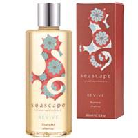 Shampooing ravivant Seascape Island Apothecary (300ml)