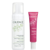 Caudalie Dry Skin Care Collection.