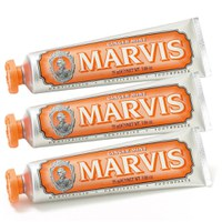 Marvis Ginger Mint Toothpaste Triple Pack(3 x 75ml)