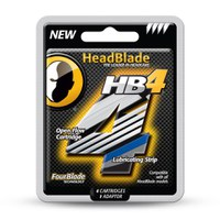 HeadBlade Replacement Six Blade Kit