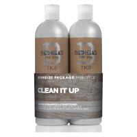TIGI B For Men Clean Up Tween Duo 2 x 750ml